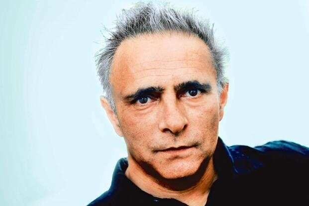 Kureishi's great subject, in his books and films, has been London, the city he lives in. Photo: Faber via Bloomberg